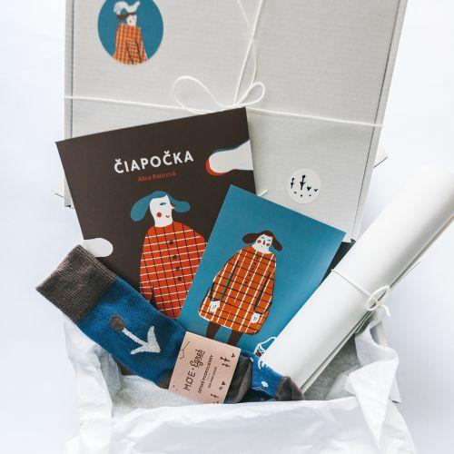 Darčekový balíček Čiapočka