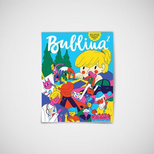 Detský časopis Bublina 2