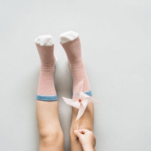 Detské ponožky Lehátko