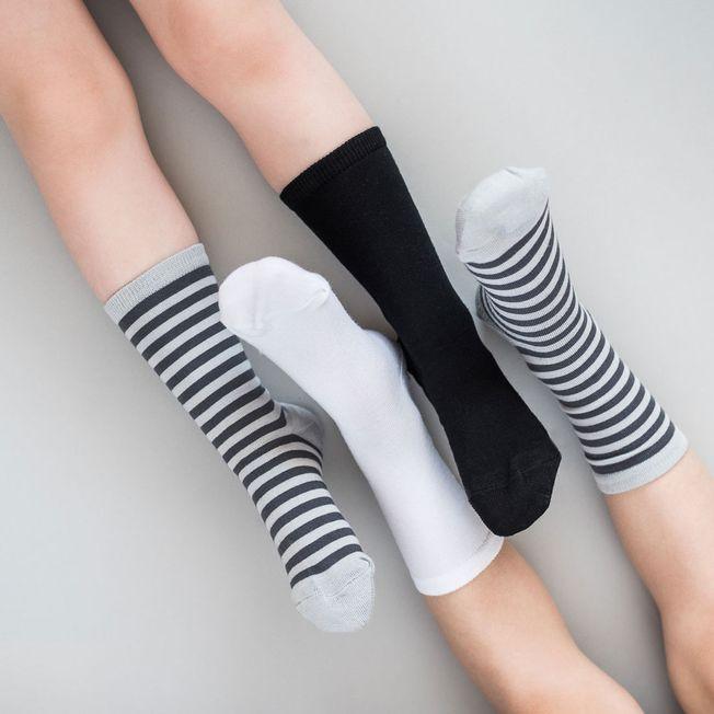 3 veľké bambusové ponožky