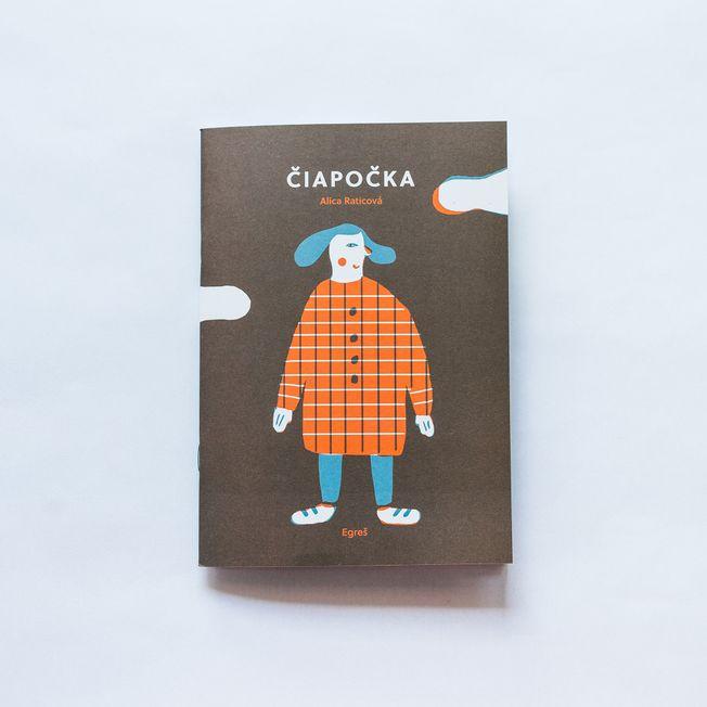 Detská kniha Čiapočka
