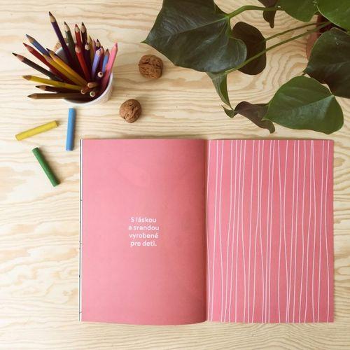 Pracovný zošit Workshop book